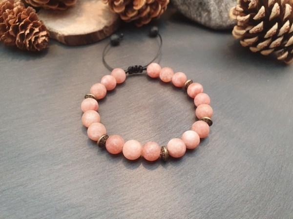 bracelet pierre de soleil