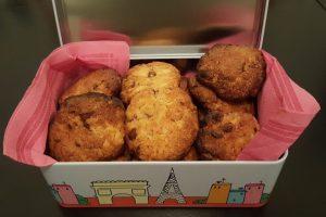 cookies-moelleux