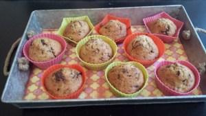 Muffin-choco-banane