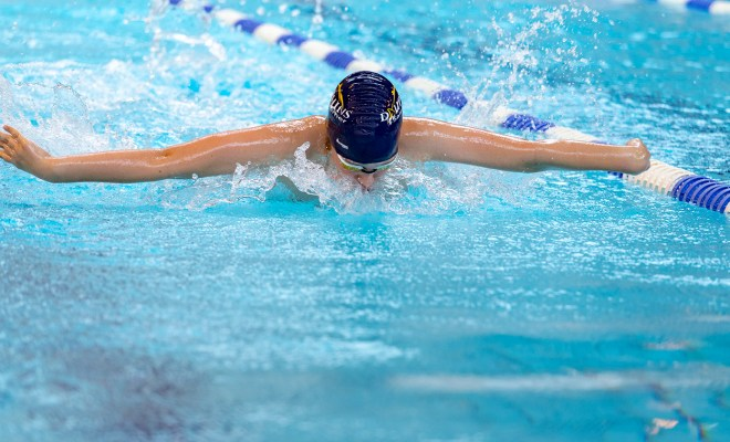 Club de natation des Dauphins Audomarois, Saint Omer. Photo prise par Philippe MARTINS, Martins IT Consulting, 06/2018