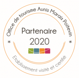 Domaine des Deux tilleuls - Logis de la Grange gîte écologique Charente-Maritime - partenaire office de tourisme Aunis Marais Poitevin