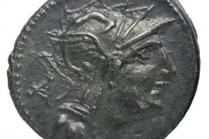 A / XVIIII? 3.92gr _ 18.4mm