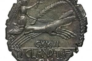 CXXVI 3.93gr _ 19.2mm