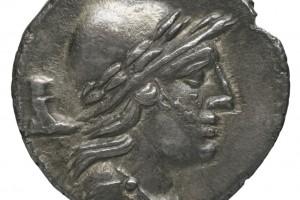 pied? / Chiffre 66 en grec 3.70gr _ 18.3mm