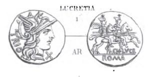 Denier Lucretia _ RRC 237/1