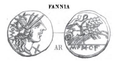Denier Fannia _ RRC 275/1