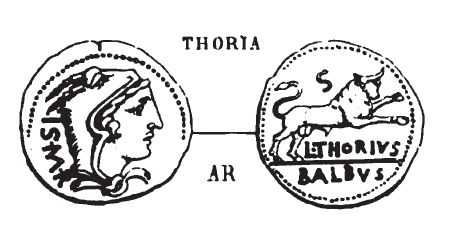 Denier Thoria _ RRC 316/1