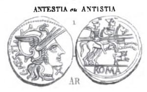 Denier Antestia _ RRC 219/1