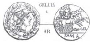 Denier Gellia _ RRC 232/1