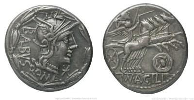 Read more about the article 1045AC – Denier Acilia – Manius Acilius Balbus