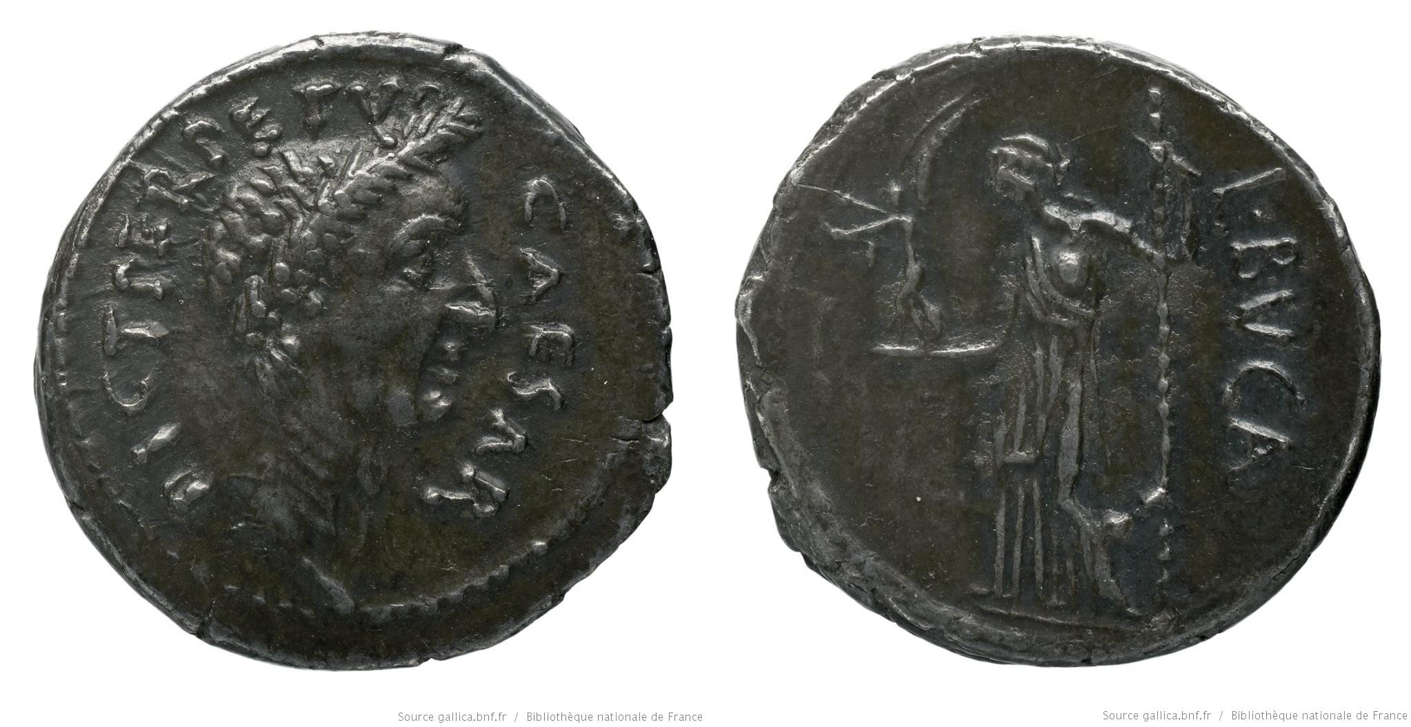 1531JU – Denier César – Lucius Æmilius Buca