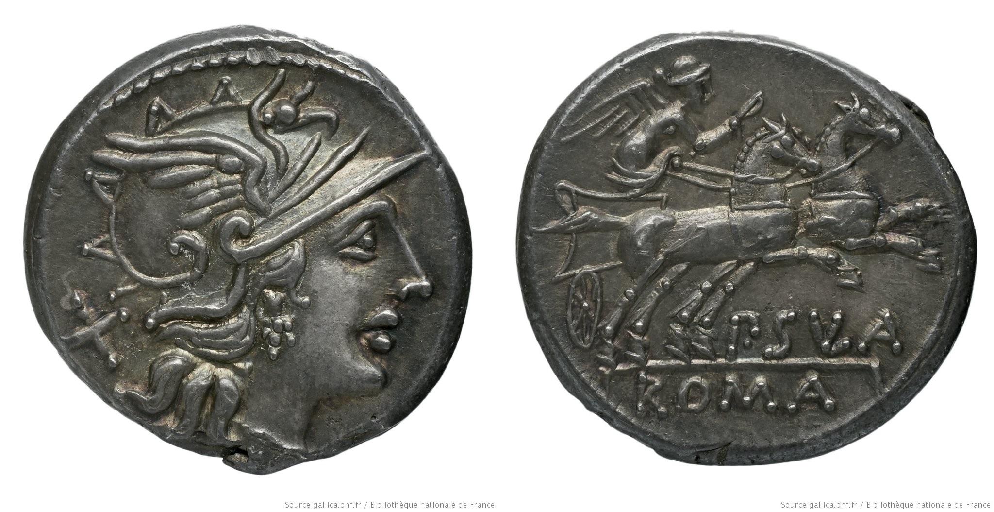 834CO – Denier Cornelia – Publius Cornelius Sulla