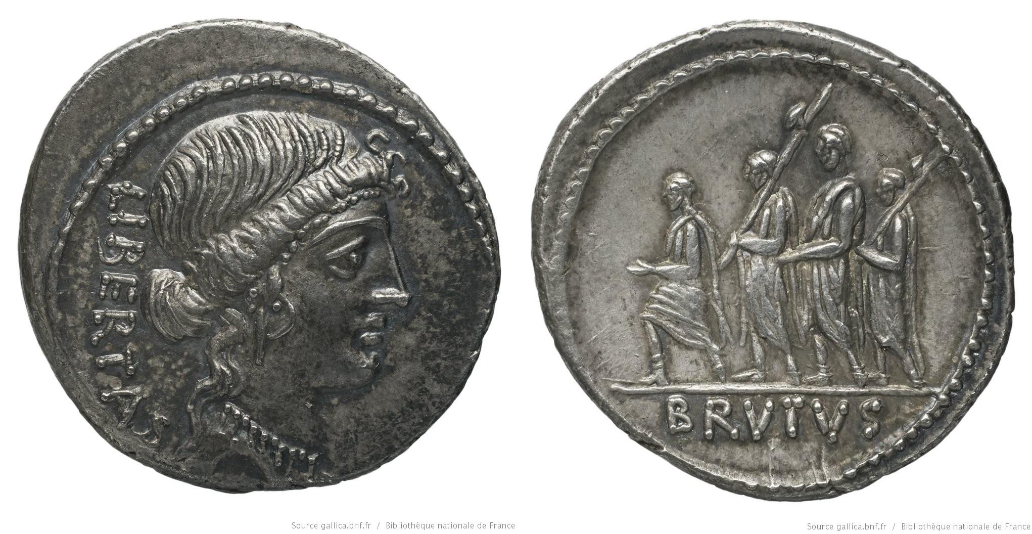 [Help LCA] Aide pour l'analyse d'un personnage sur un tableau représentant Cincinnatus Monnaie_Denarius__btv1b10435645k2