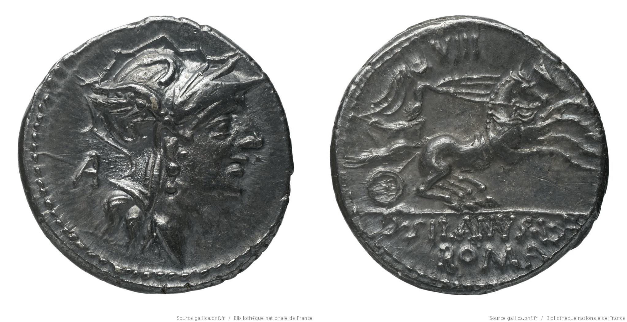 You are currently viewing 1193JU – Denier Junia – Decimus Junius Silanus