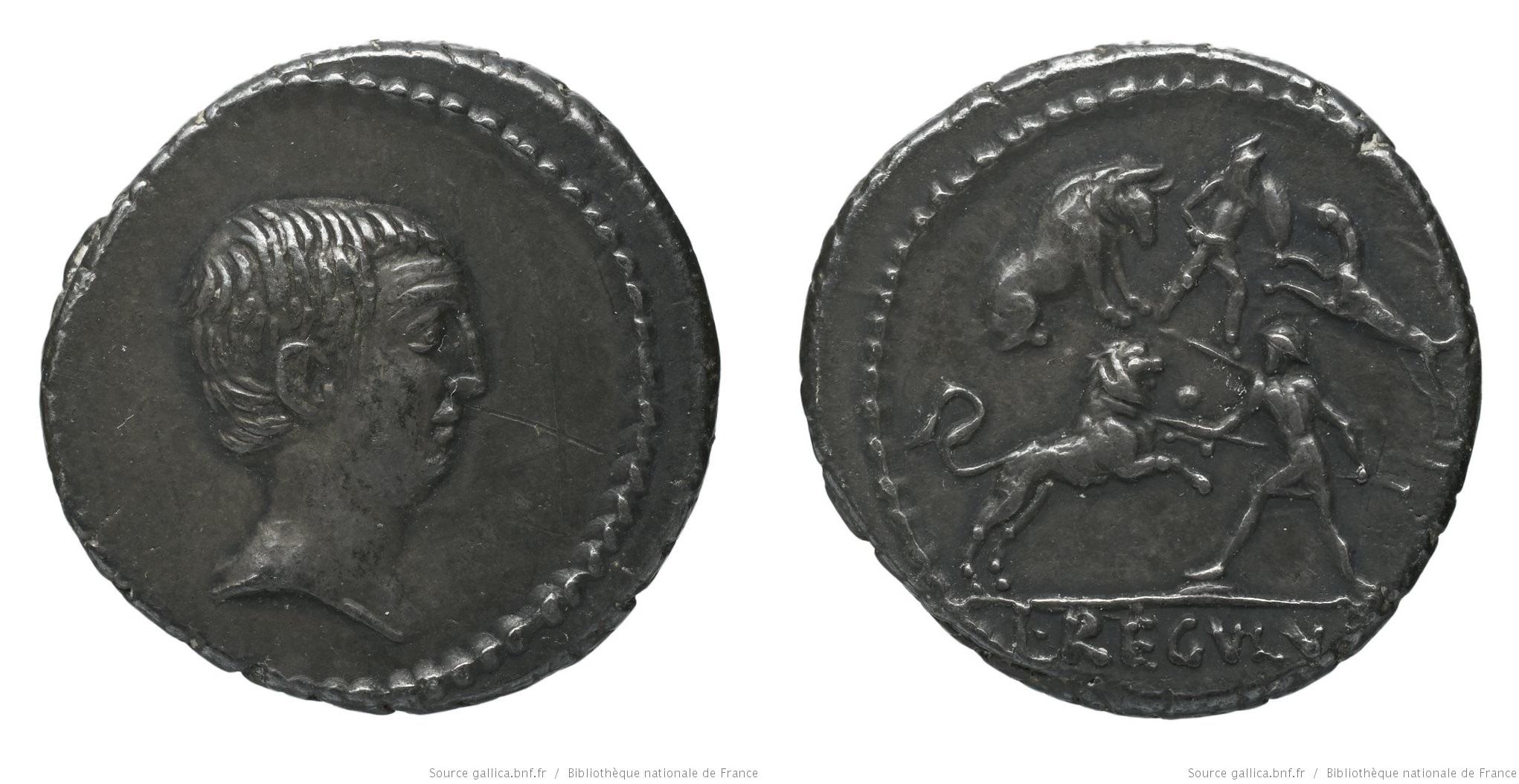 You are currently viewing 1608LI – Denier Livineia – Lucius Livineius Regulus