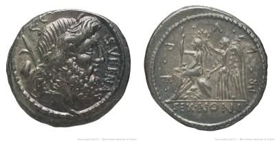 1389NO – Denier Nonia – Sextus Nonius Sufenas