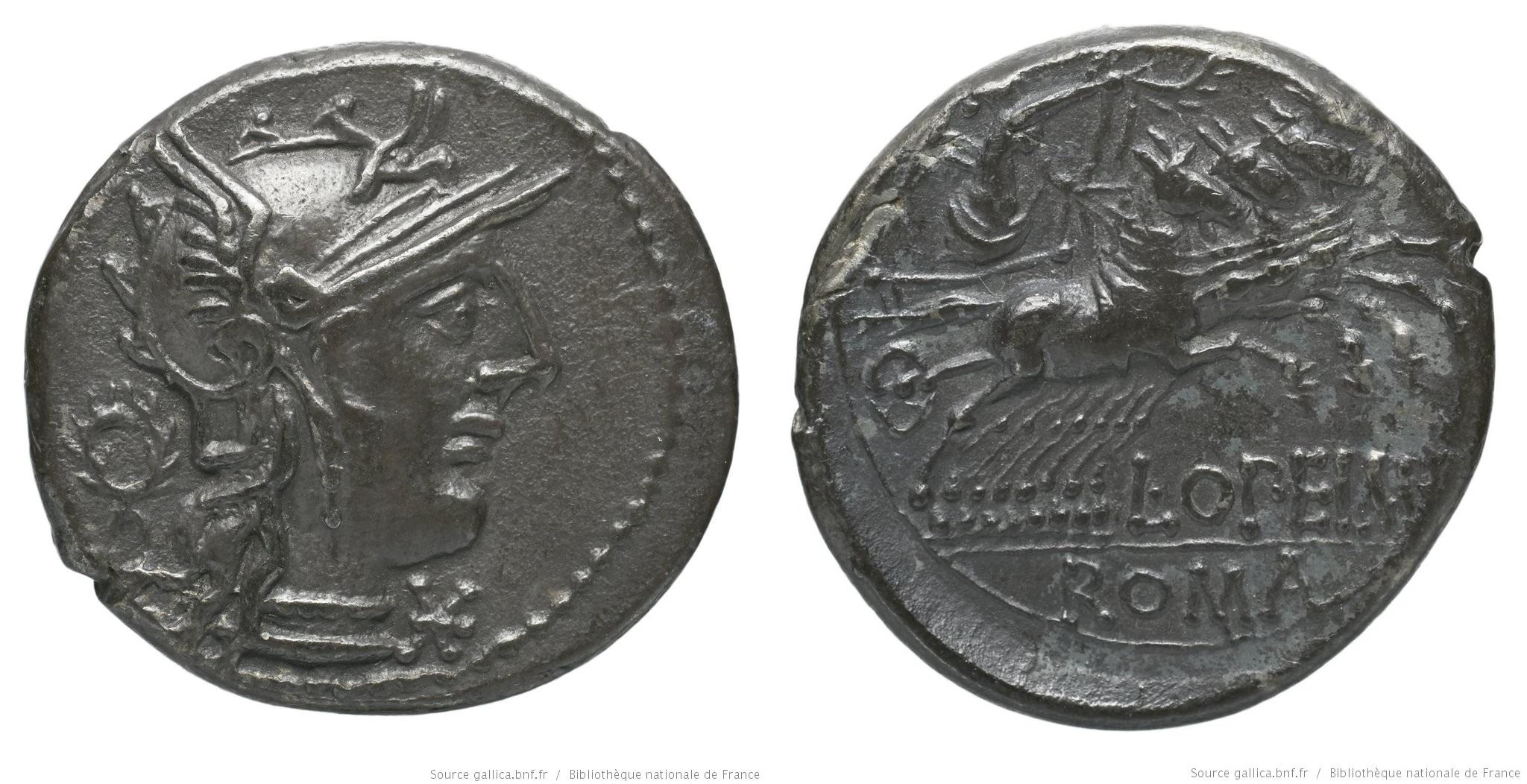 989OP – Denier Opimia – Lucius Opimius