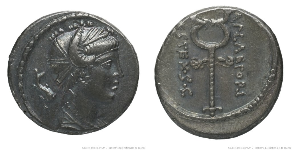 Read more about the article 1351PL – Denier Plaetoria – Marcus Plætorius Cestianus