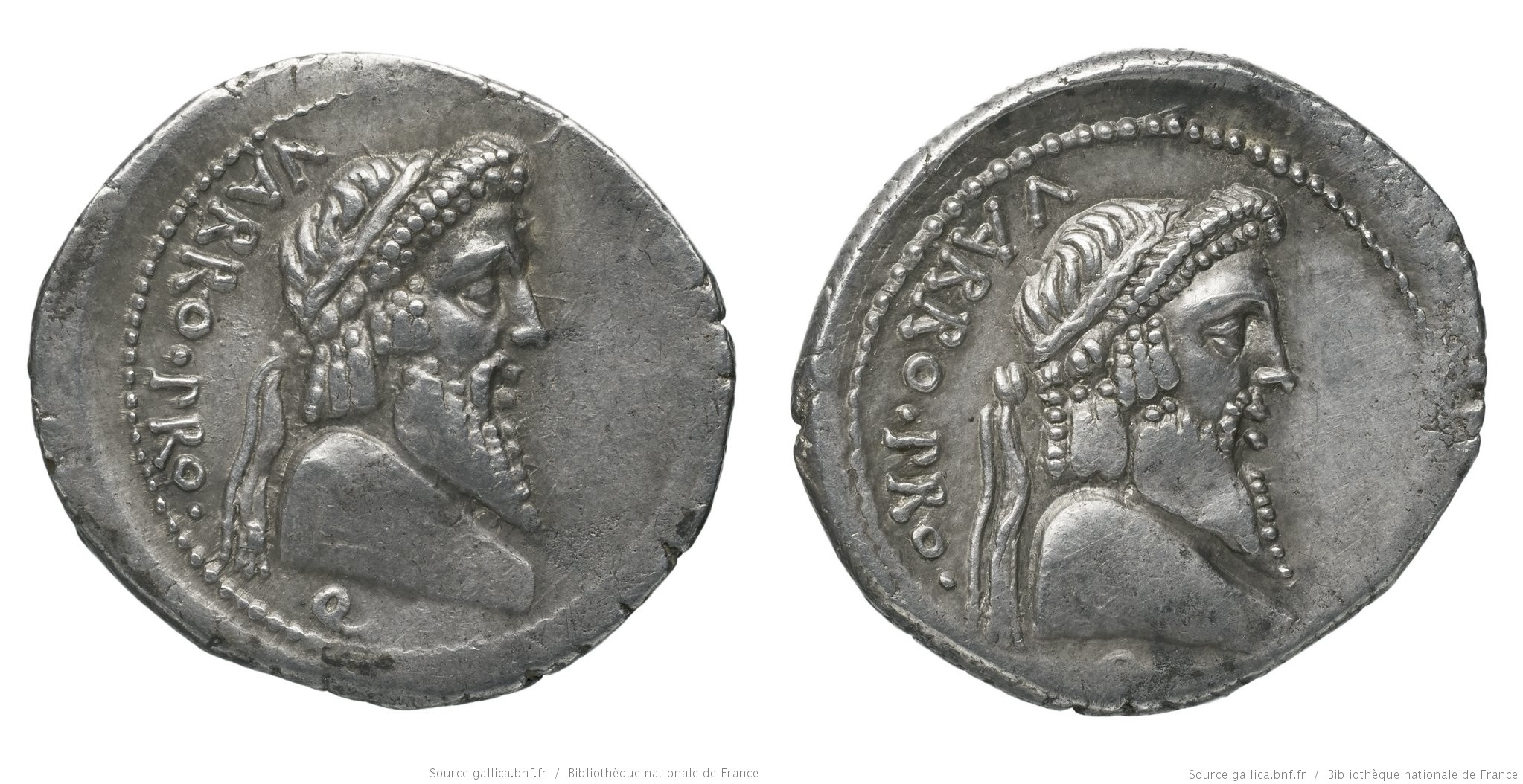 You are currently viewing 1430TE – Denier Varron – Terentius Varro