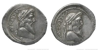 1430TE – Denier Varron – Terentius Varro