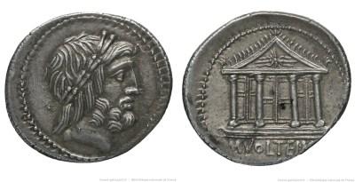 1318VO – Denier Volteia – Marcus Volteius
