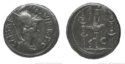 Read more about the article 1630JU – Denier Octave – Caius Julius Cæsar Octavianus