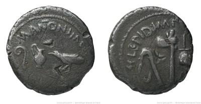 Read more about the article 1565AN – Denier Marc Antoine et Lépide