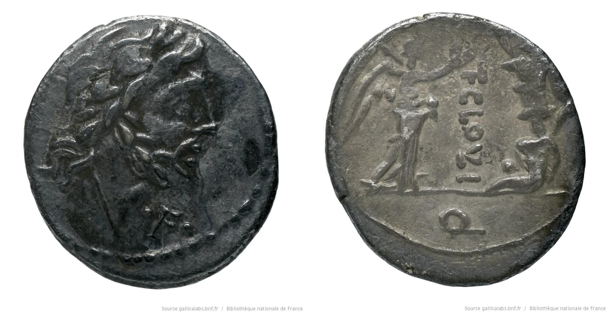 1169CL – Quinaire Cloulia – Titus Cloulius