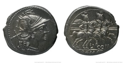 622CO – Denier Coelia – Lucius Coelius