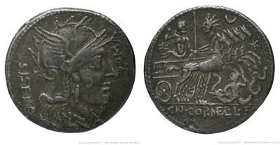 1131CO – Denier Cornelia – Cneius Cornelius Sisena