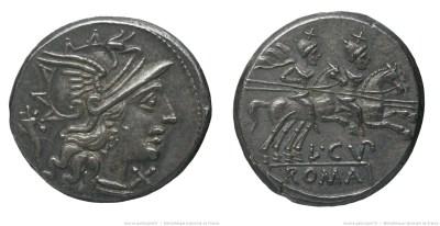 890CU – Denier Cupiennia _ Lucius Cupiennus