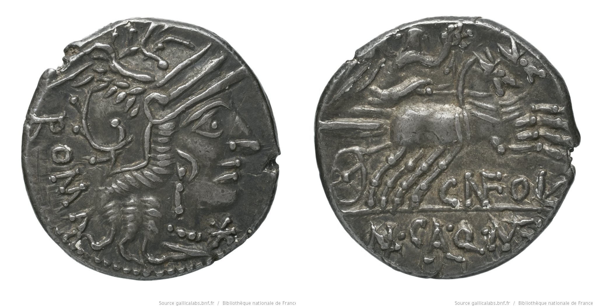 You are currently viewing 1075FU – Denier Fulvia – Cneius Fulvius