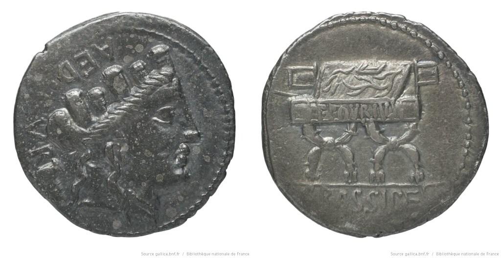 1276FU – Denier Furia – Publius Furius Crassipes