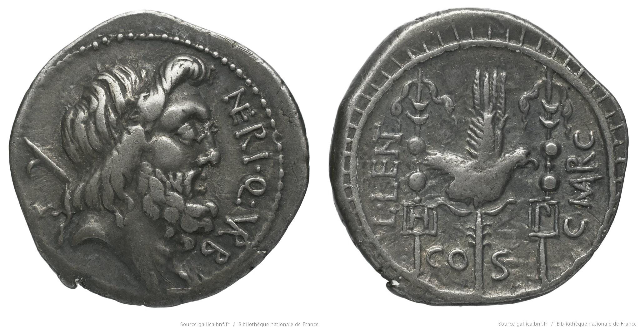 1421NE – Denier Neria – Cnæus Nerius