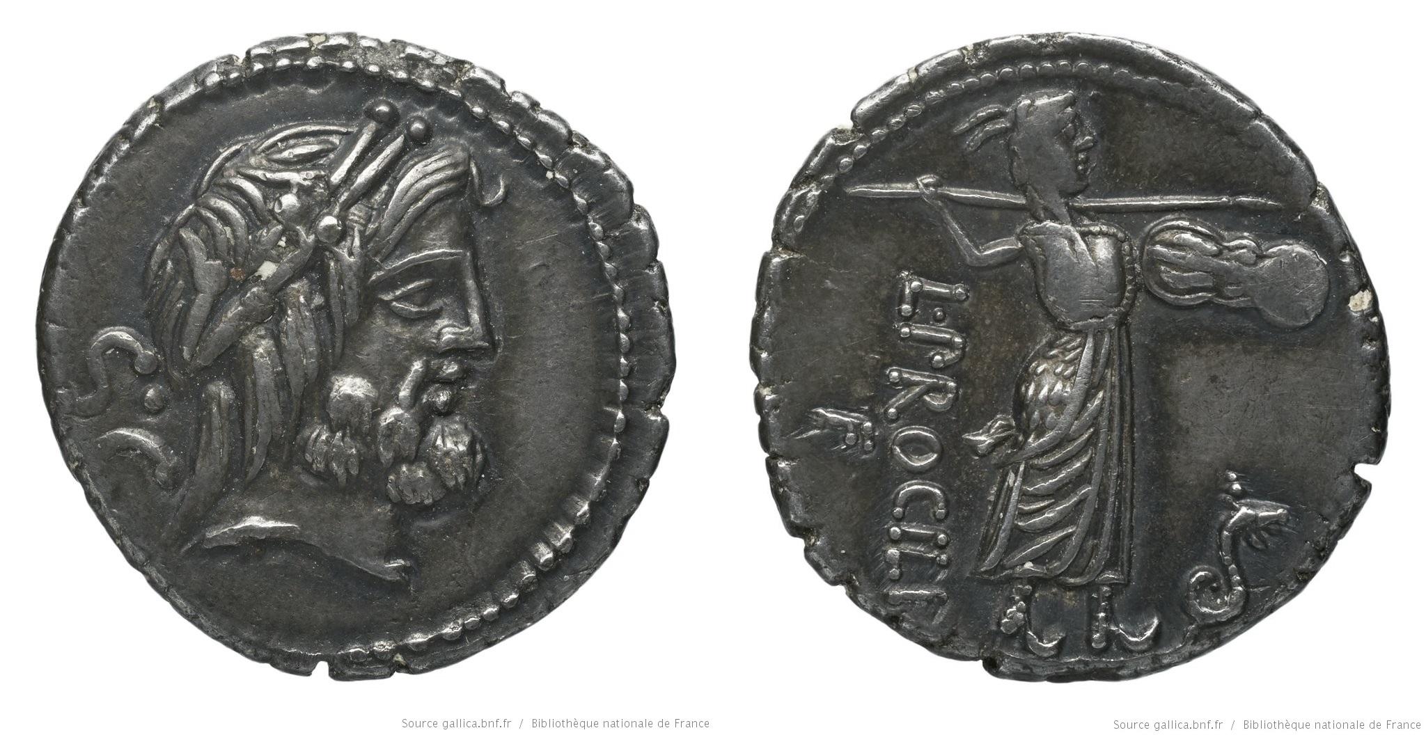 You are currently viewing 1311PR – Denier Procilia – Lucius Procilius