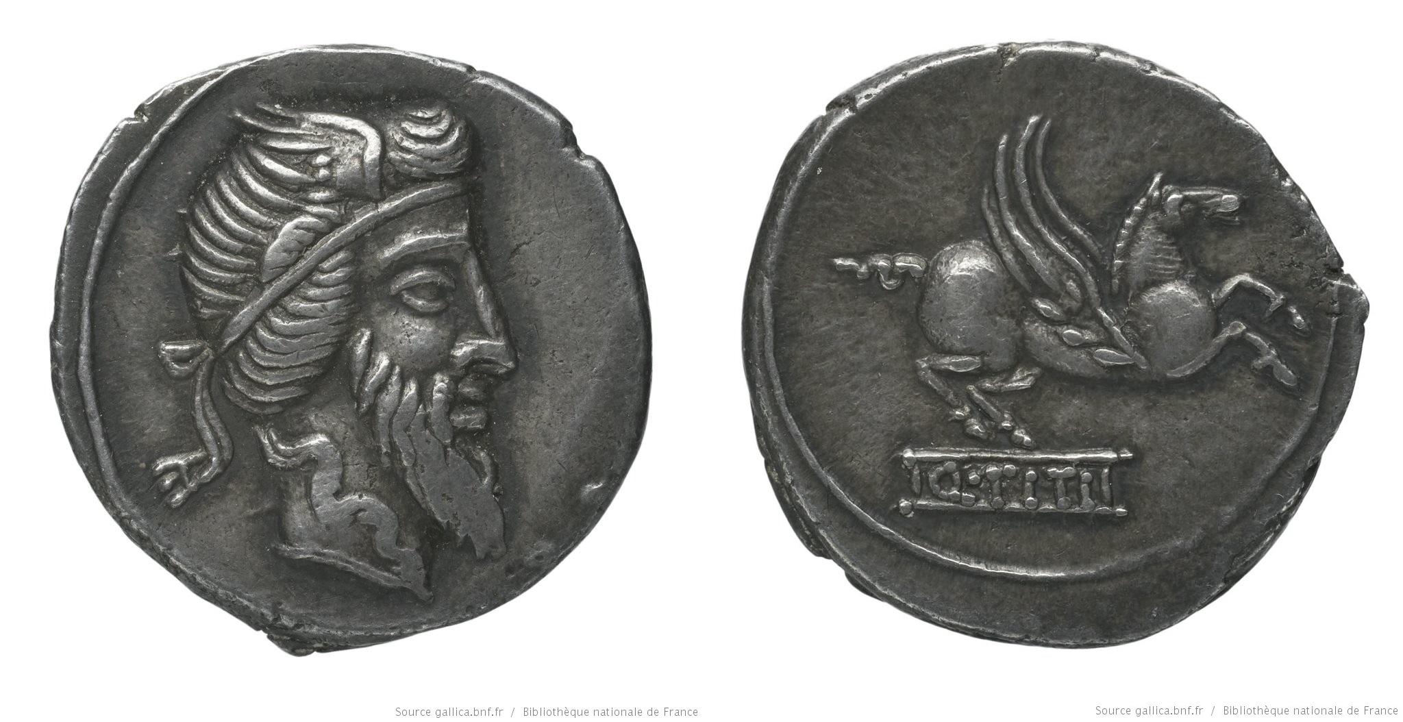1212TI – Denier Titia – Quintus Titius