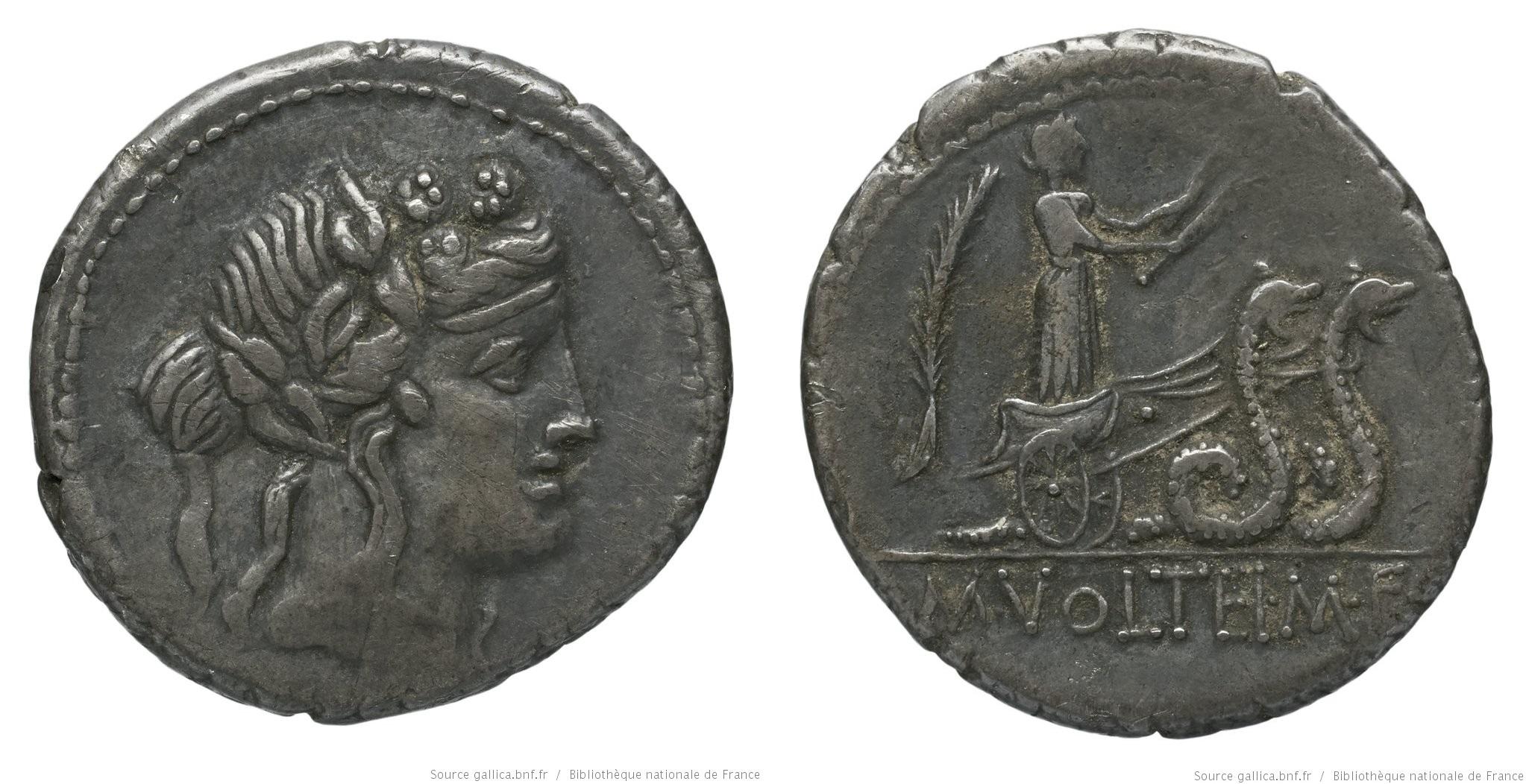 1320VO – Denier Volteia – Marcus Volteius