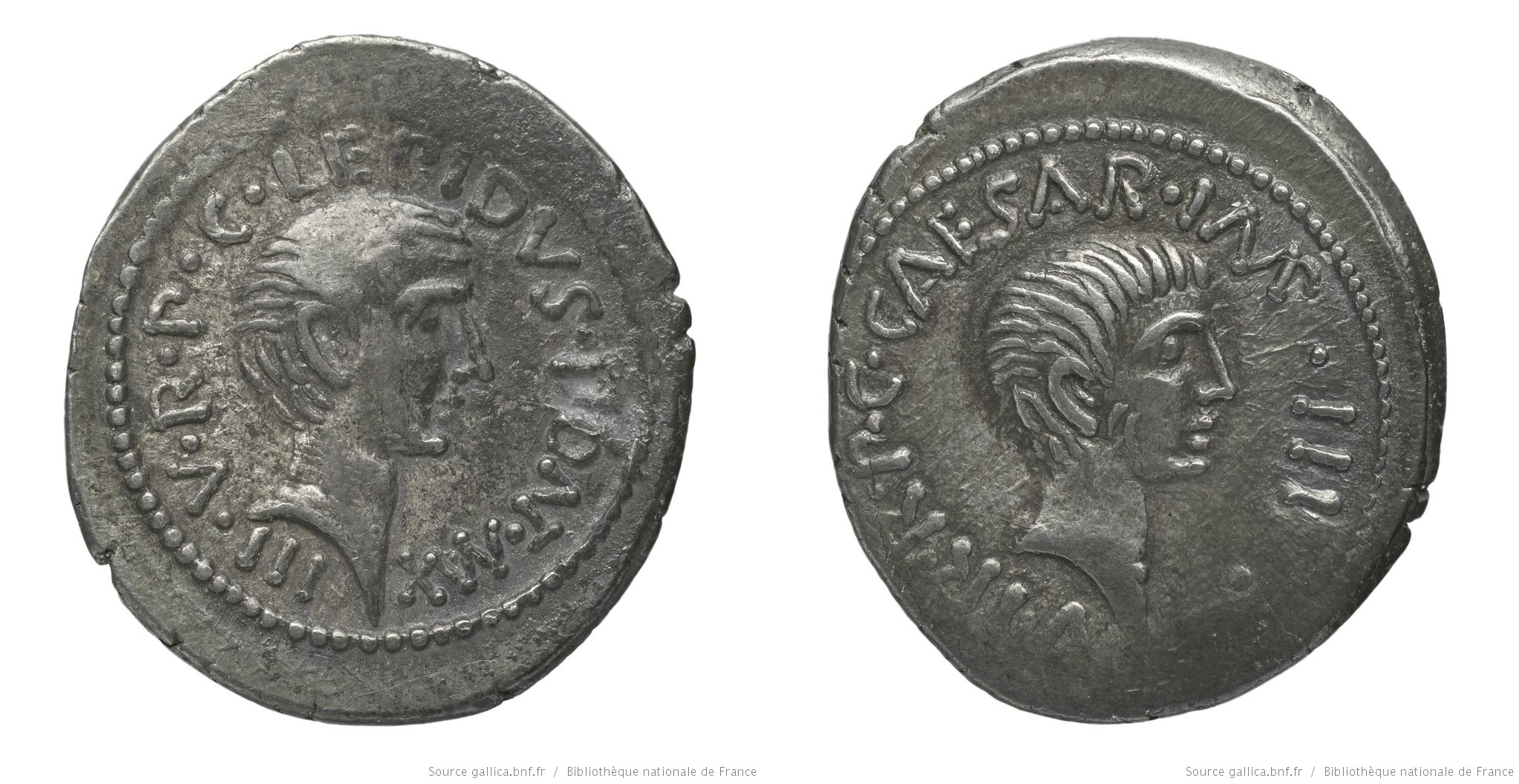 You are currently viewing 1624AE – Denier Lepide et Octave – Marcus Æmilius Lepidus