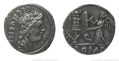 1170EG – Quinaire Egnatuleia – Caius Egnatulieus