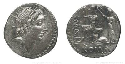 1178CA – Denier Caecilia – Lucius Cæcilius Metellus