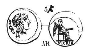 Quinaire Porcia RRC 343/2