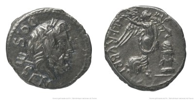 Read more about the article 1253RU – Quinaire Rubria – Lucius Rubrius