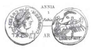 Denier Annia _ RRC 366/1