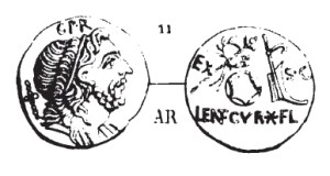 Denier Cornelia _ RRC 393/1b