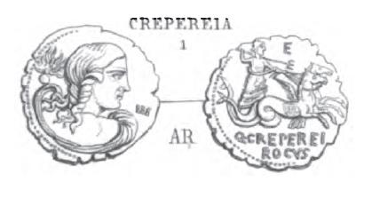 Denier Serratus Creperia _ RRC 399/1a