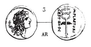 Denier Plaetoria _ RRC 405/5