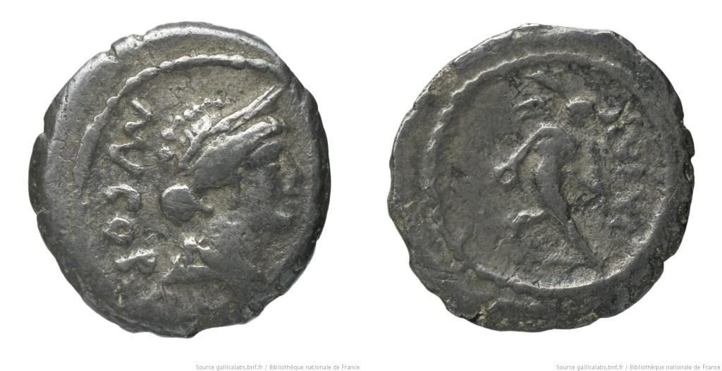 1473CO – Sesterce Cordia – Manius Cordius