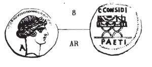 Denier Considia _ RRC 465/2