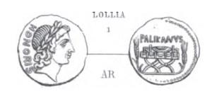Denier Lollia _ RRC 473/2