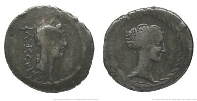 1510VA – Denier Valeria – Lucius Valerius Acisculus